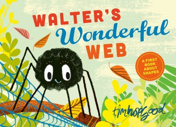 Product Walter's Wonderful Web: A First Book About Shapes