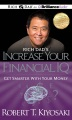 Product Rich Dad's Increase Your Financial IQ: Get Smarter With Your Money; Library Edition