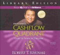 Product Rich Dad's Cashflow Quadrant: Guide to Financial Freedom: Library Edition
