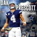 Product Dallas Cowboys Dak Prescott 2020 Calendar