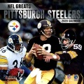 Product NFL Greats - Pittsburgh Steelers 2020 Calendar