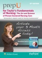 Product PrepU for Taylor's Fundamentals of Nursing