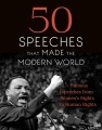 Product 50 Speeches That Made the Modern World