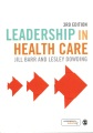 Product Leadership in Health Care