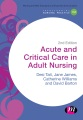Product Acute and Critical Care in Adult Nursing