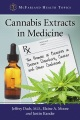 Product Cannabis Extracts in Medicine
