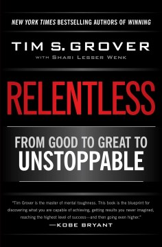 Product Relentless: From Good to Great to Unstoppable