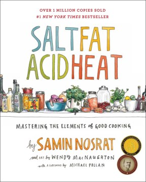 Product Salt, Fat, Acid, Heat: Mastering the Elements of Good Cooking