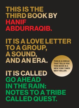 Product Go Ahead in the Rain: Notes to a Tribe Called Quest