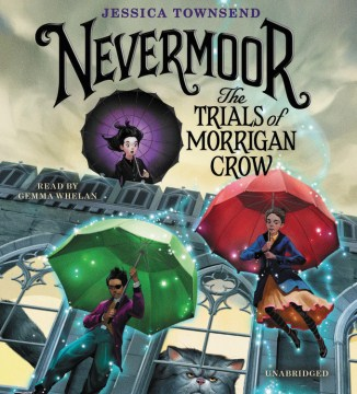 Product The Trials of Morrigan Crow