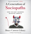 Product A Generation of Sociopaths