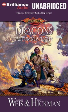 Product Dragons of Autumn Twilight