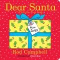 Product Dear Santa: A Lift-the-flap Book