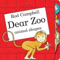 Product Dear Zoo Animal Shapes
