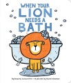 Product When Your Lion Needs a Bath