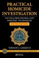 Product Practical Homicide Investigation