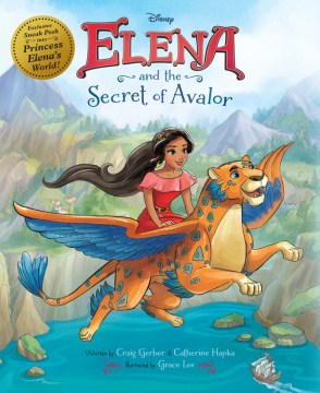 Product Elena and the Secret of Avalor