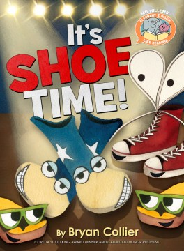 Product It's Shoe Time!