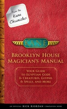 Product Brooklyn House Magician's Manual: Your Guide to Egyptian Gods & Creatures, Glyphs & Spells, and More