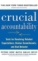 Product Crucial Accountability: Tools for Resolving Violated Expectations, Broken Commitments, and Bad Behavior