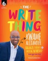 Product The Write Thing: Kwame Alexander Engages Students in Writing Workshop and You Can Too!