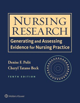 Product Nursing Research: Generating and Assessing Evidence for Nursing Practice