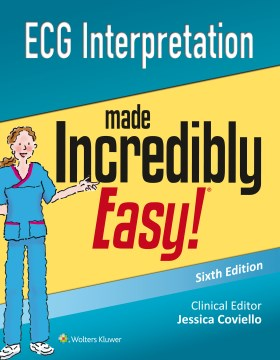 Product ECG Interpretation made Incredibly Easy