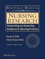 Product Resource Manual for Nursing Research