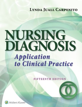 Product Nursing Diagnosis: Application to Clinical Practice