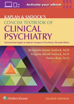 Product Kaplan & Sadock's Concise Textbook of Clinical Psychiatry