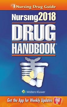 Product Nursing Drug Handbook 2018