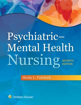 Product Psychiatric-Mental Health Nursing