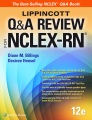 Product Lippincott Q&A Review for NCLEX-RN