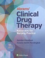 Product Abrams Clinical Drug Therapy 11th Ed. /Lippincott Photo Atlas of Medication Administration 5th Ed.: Rationales for Nursing Practice