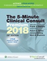 Product The 5-Minute Clinical Consult Premium 2018