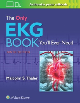 Product The Only EKG Book You'll Ever Need