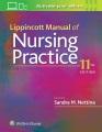 Product Lippincott Manual of Nursing Practice