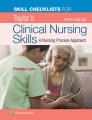 Product Skill Checklists for Taylor's Clinical Nursing Skills: A Nursing Process Approach