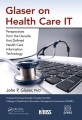 Product Glaser on Health Care IT