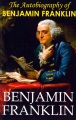 Product The Autobiography of Benjamin Franklin
