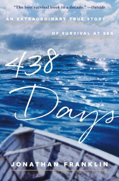 Product 438 Days: An Extraordinary True Story of Survival at Sea