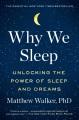 Product Why We Sleep: Unlocking the Power of Sleep and Dreams