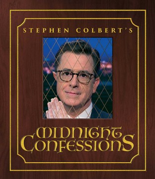 Product Stephen Colbert's Midnight Confessions