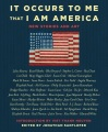 Product It Occurs to Me That I Am America: New Stories and Art