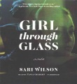 Product Girl Through Glass