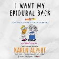 Product I Want My Epidural Back