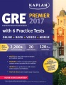 Product GRE Premier 2017 + Online + Videos + Mobile: With 6 Practice Tests