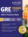 Product Kaplan Gre Premier 2017: With 6 Practice Tests