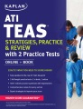 Product Kaplan ATI TEAS Strategies, Practice & Review with