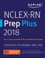 Product Kaplan NCLEX-RN Prep Plus 2018